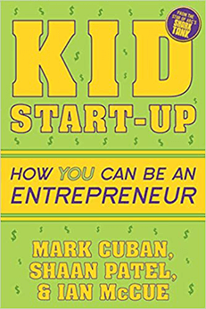 Business Books for Kids - Kid Start-Up