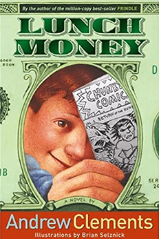 Business Books for Kids - Lunch Money