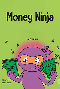 Business Books for Kids - Money Ninja