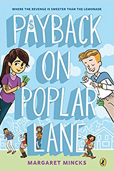 Business Books for Kids - Payback on Poplar Lane