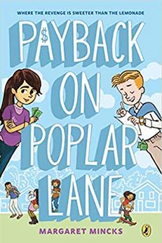 Business Books for Kids - Payback on Poplar Lane