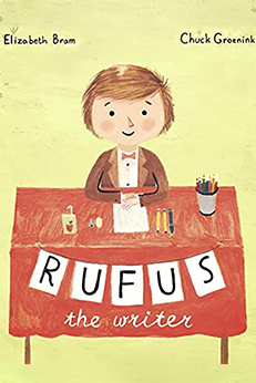 Business Books for Kids - Rufus the Writer