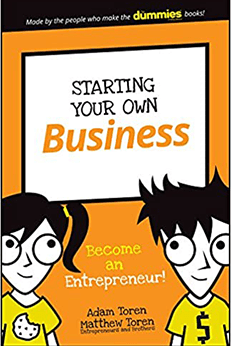Business Books for Kids - Starting Your Own Business