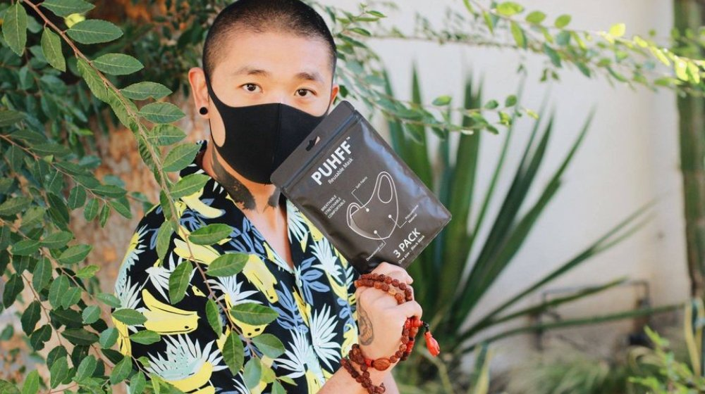 Puhff Mask and Accessories aims to provide practical help for communities