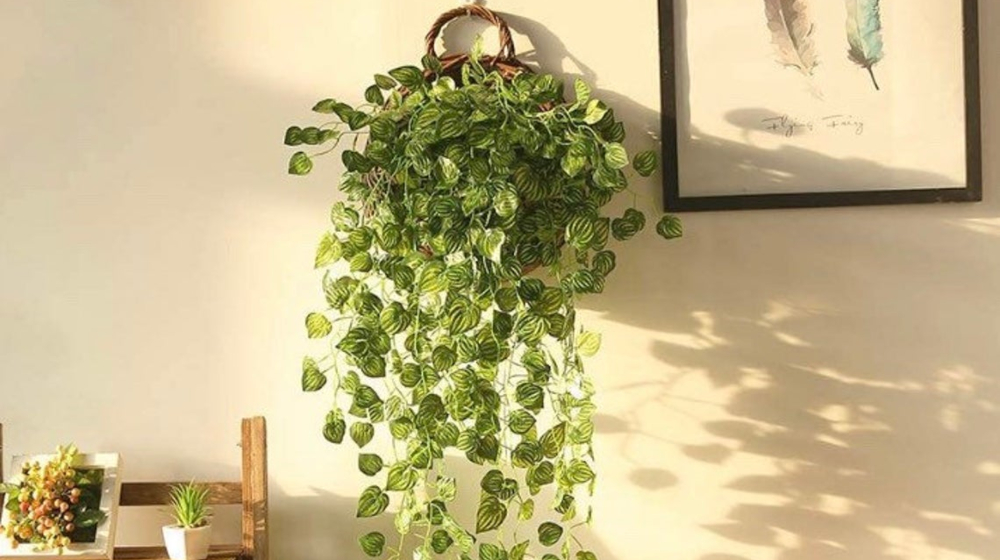 Artificial Hanging Plant 180 Leaves