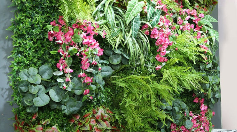 Artificial Plant Fake Plant Wall Lawn