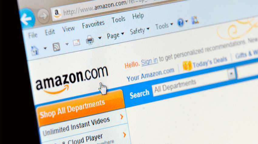 Amazon Business Purchases