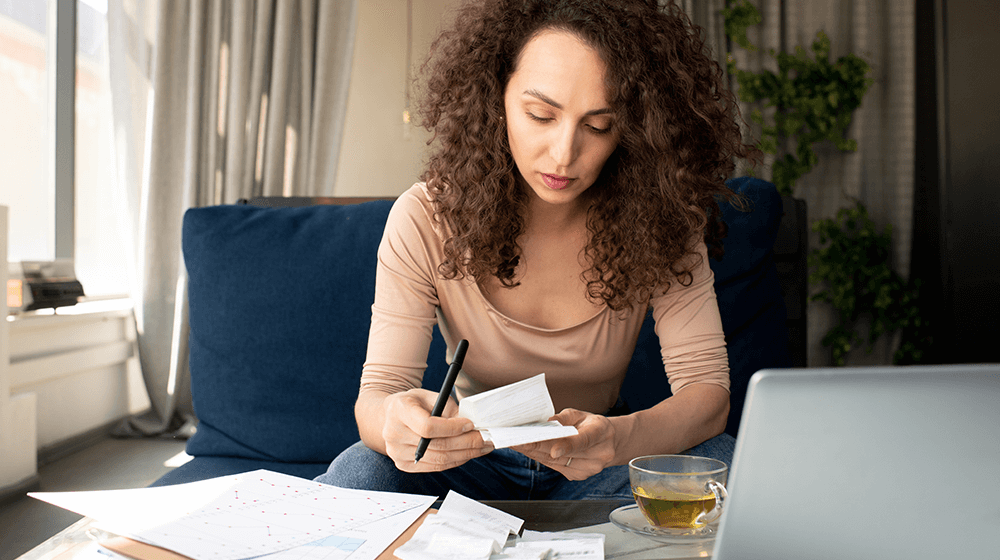 keeping business personal finances separate
