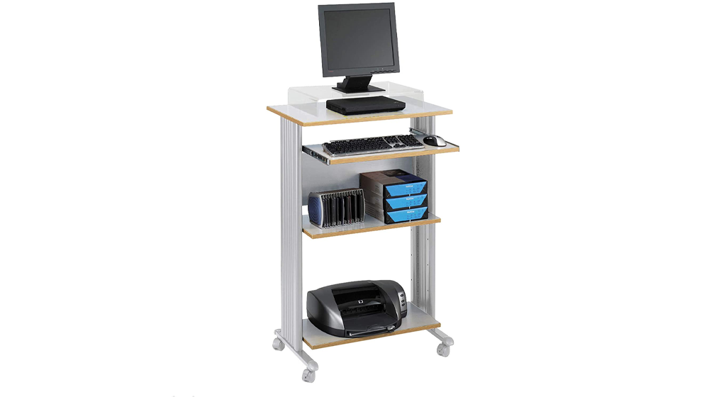 """Safco Products Muv 45""""H Stand-Up"""
