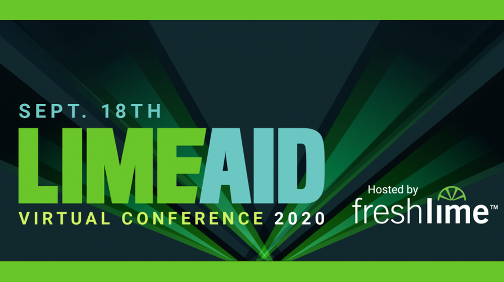 freshlime lime aid virtual conference 2020