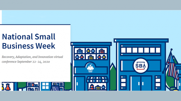 national small business week 2020 virtual events