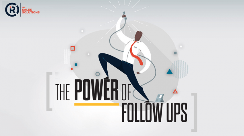 importance of follow up in sales