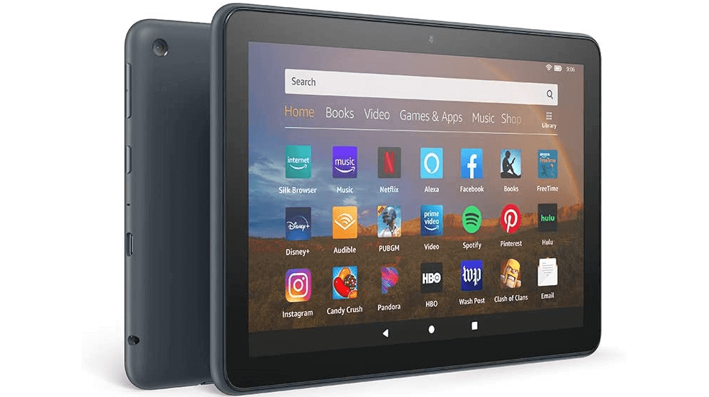 All-new Fire HD 8 Plus tablet, HD display, 32 GB, our best 8-Inch tablet (1)