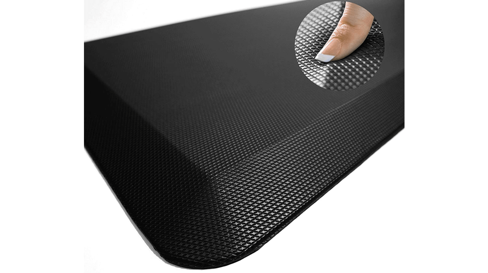 Anti Fatigue Comfort Floor Mat by Sky Mats -Commercial Grade Quality Perfect for Standup Desks