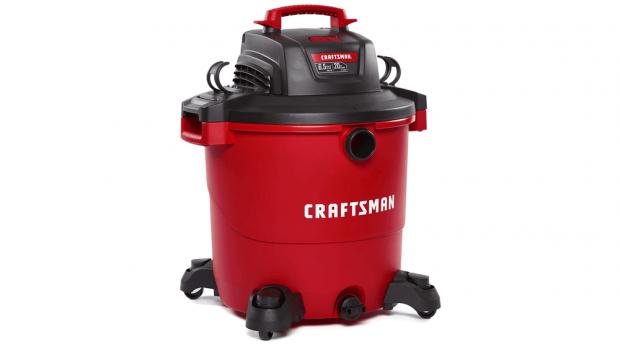CRAFTSMAN CMXEVBE17596 20 Gallon 6.5 Peak HP Wet, Dry Vac