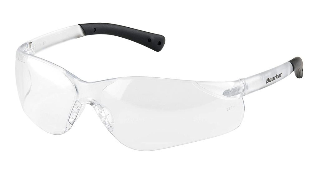 Crews BK310AF BearKat 3 Polycarbonate Clear Anti-Fog Lens