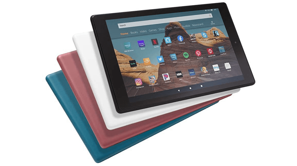 Fire HD 10 Tablet ,10.1-Inch 1080p full HD display