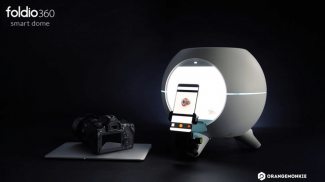 Foldio360 Smart Dome