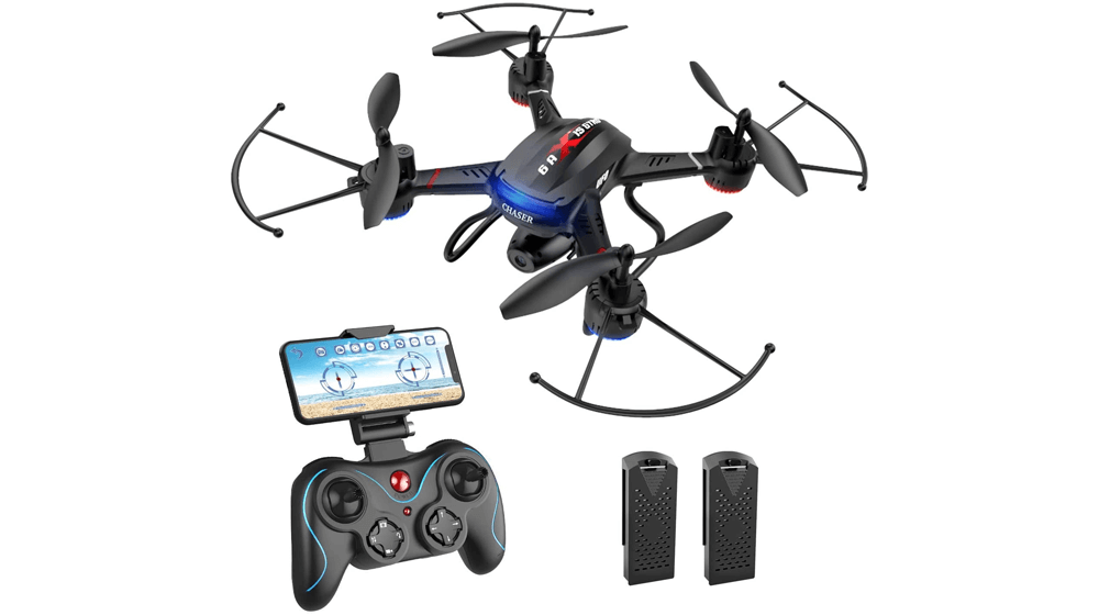 Holy Stone F181W 1080P Wifi FPV Drone with Wide-Angle HD Camera