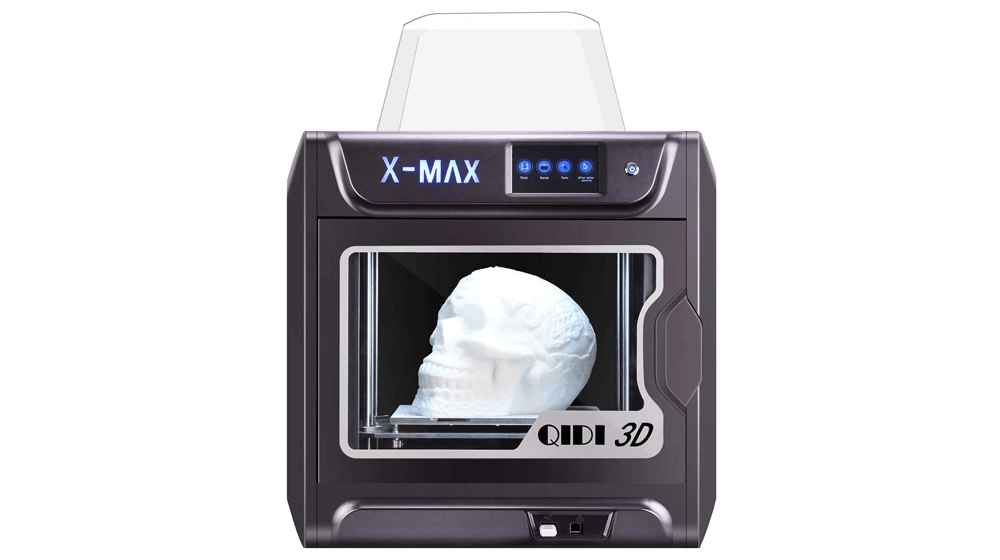QIDI TECH Large Size Intelligent Industrial Grade 3D Printer New Model, X-max