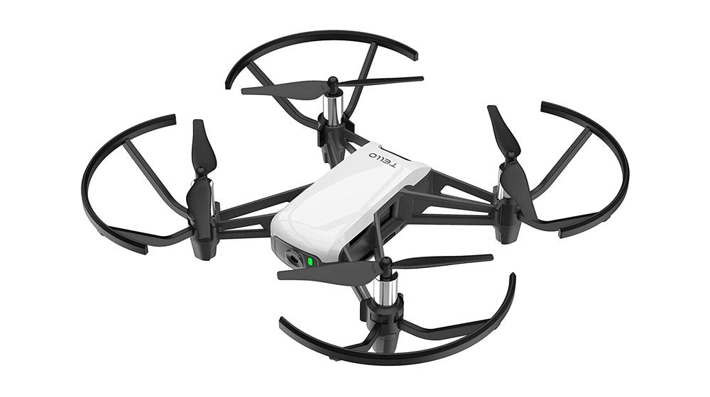 Ryze Tech Tello - Mini Drone Quadcopter UAV for Kids Beginners 5MP Camera HD720 Video