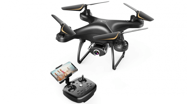 SNAPTAIN SP650 1080P Drone with Camera for Adults 1080P HD Live Video Camera Drone for Beginners