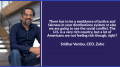 Sridhar Vembu interview