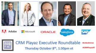 crm playaz executive roundtable