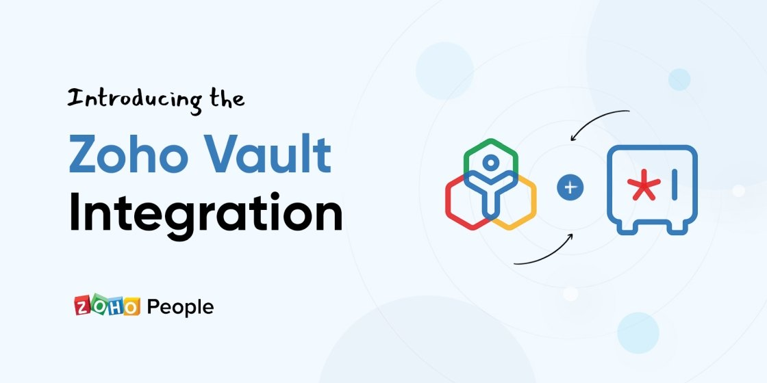 zoho vault strong passwords protection