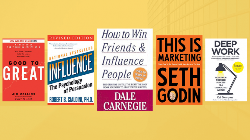 best business books of all time