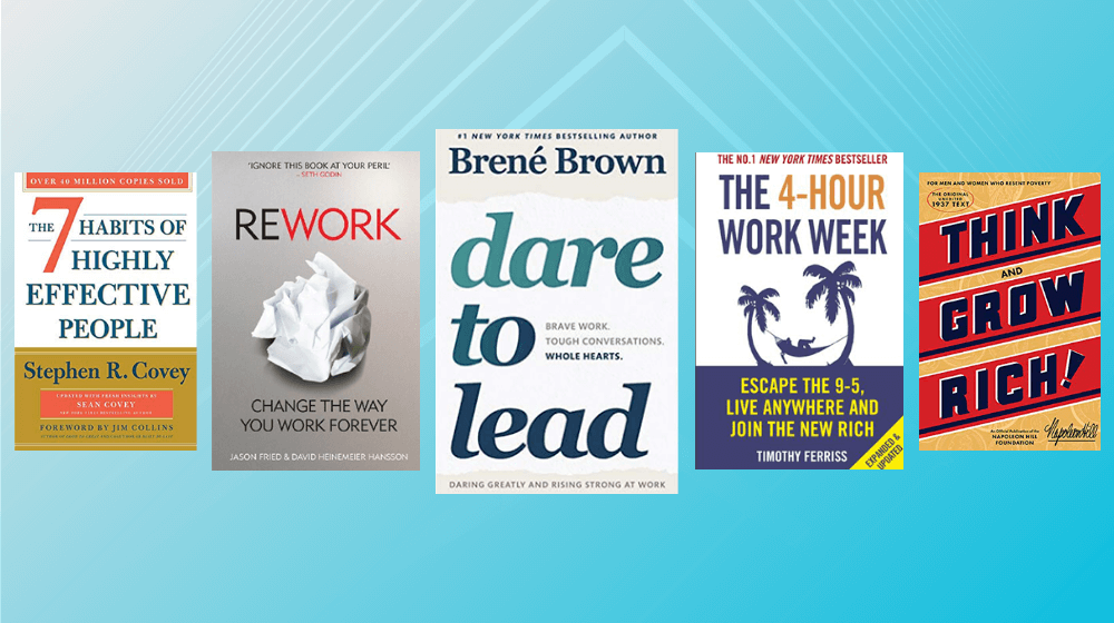 Best business books for beginners