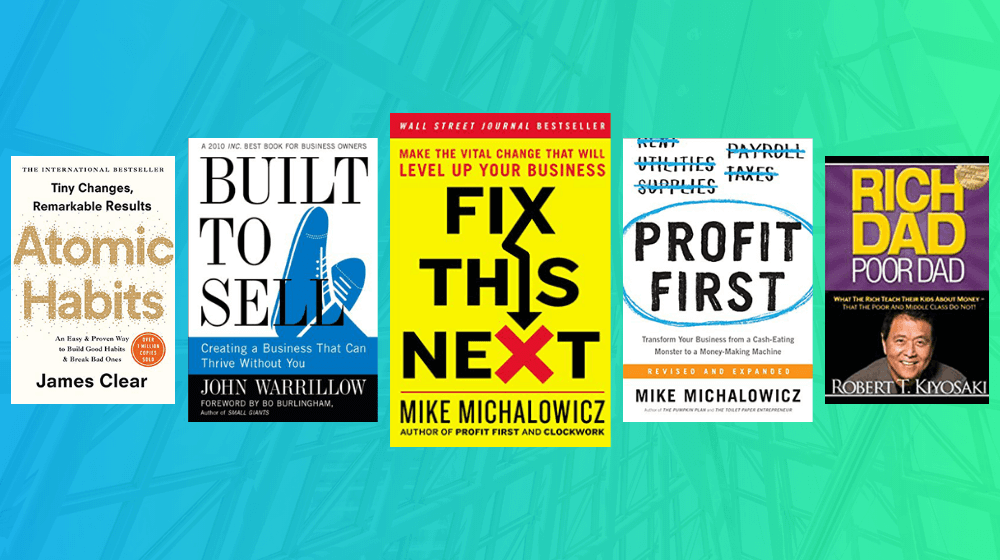 Best books on how to run a small business