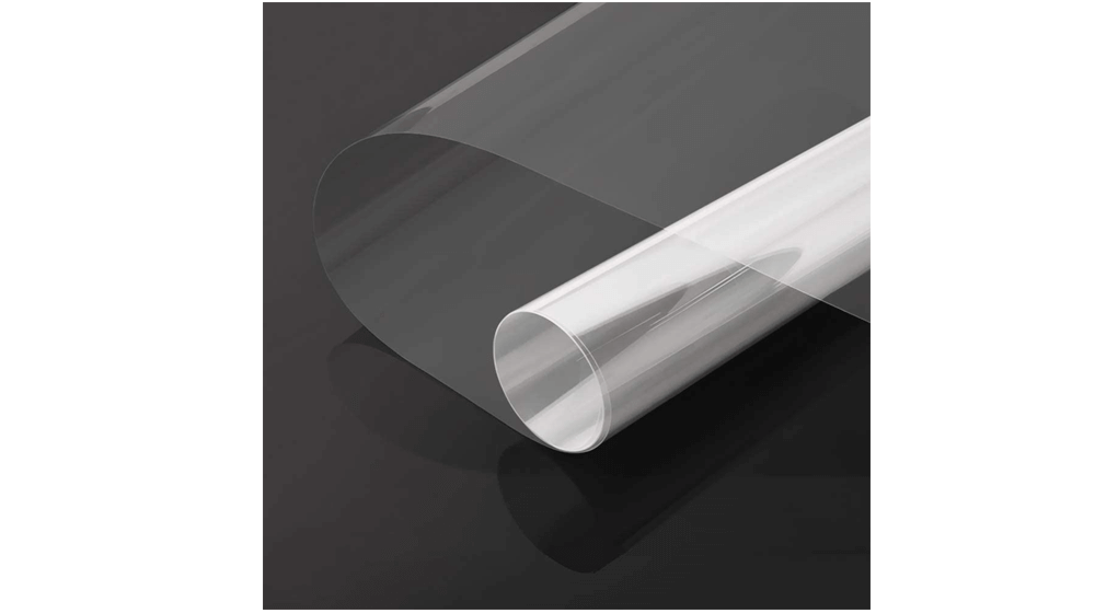 Clear Window Security Film Adhesive Anti Shatter Safety Window Glass Protection Sticker Heat Control Anti UV for Home and Office 2Mil