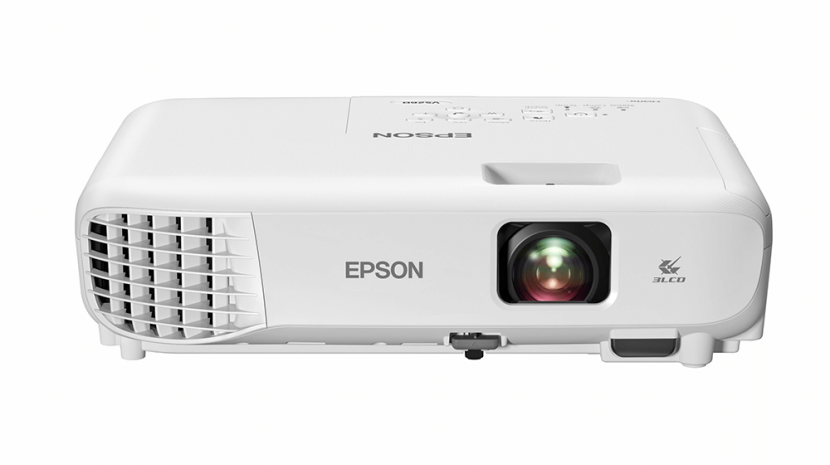 Epson's Portable VS260 3LCD Projector