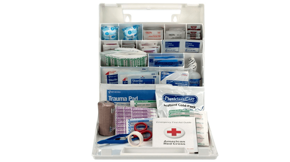 First Aid Only 195 Piece First Aid Kit