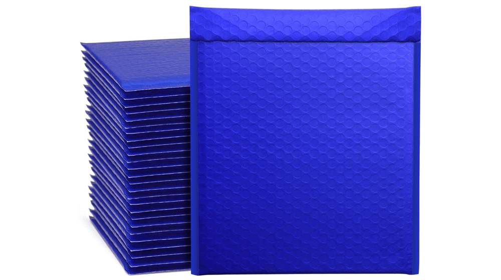 Metronic 25pcs Poly Bubble Mailers 10.5x16 Inch Padded Envelopes