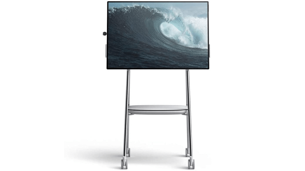 Microsoft Surface Hub 2 50Inch PixelSense Display + Mobile Stand