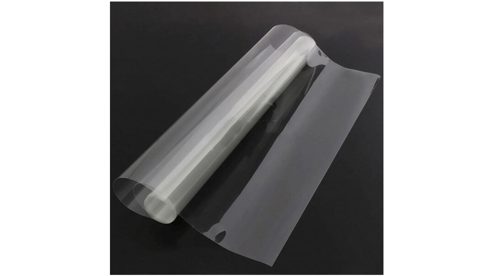 Queenbox 3M-10FT Clear Safety and Security Window Film Glass Protection Adhesive UV Prevention Window Film Easy Removal