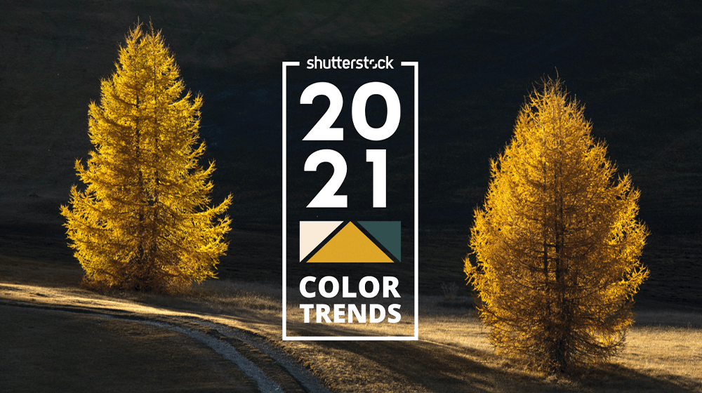 Champagne, Gold and Green – The Colors of 2021?