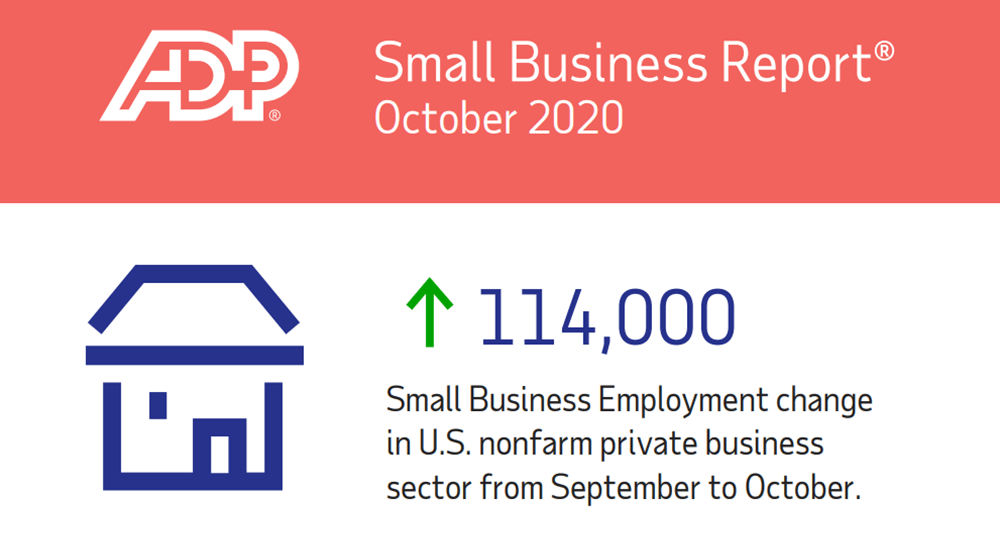 Small Business Report Oct 2020