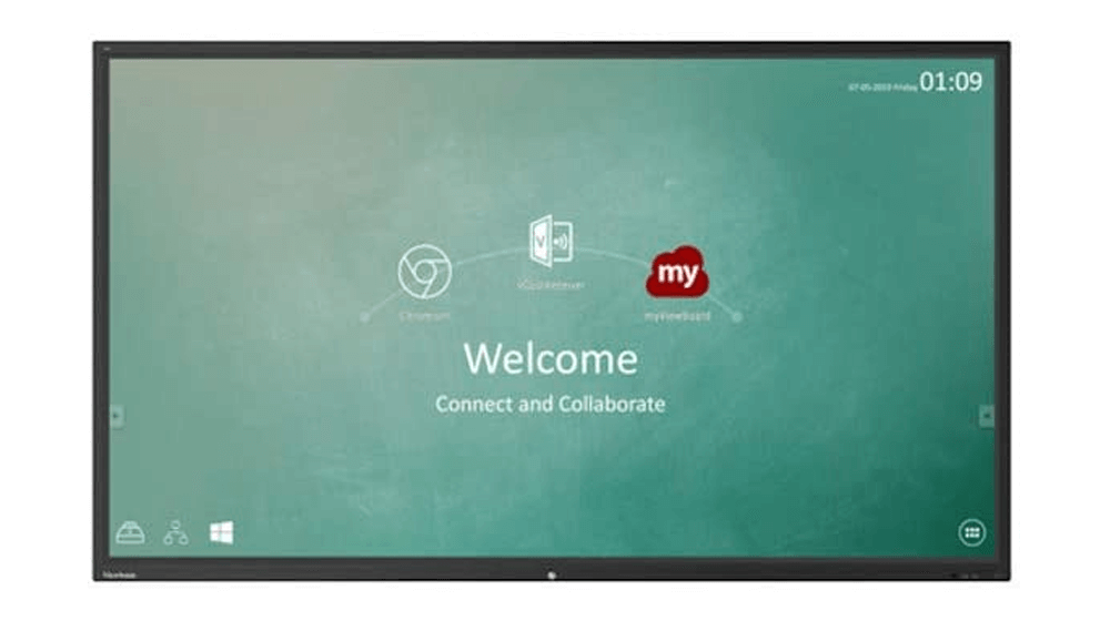 ViewSonic IFP9850 98Inch ViewBoard 4K Ultra HD Interactive Flat Panel