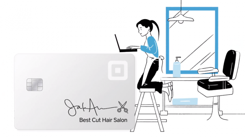 Square Business Debit Card