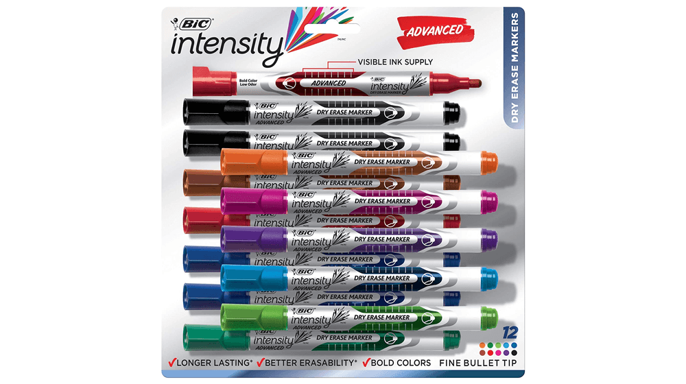 BIC Intensity Advanced Dry Erase Marker