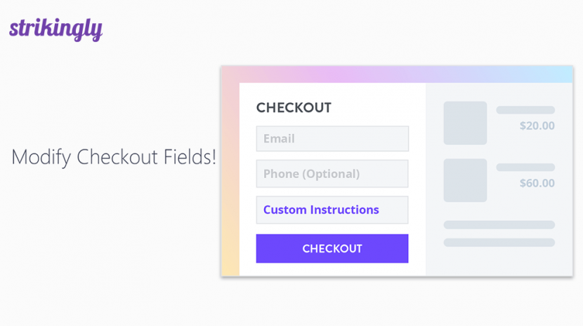 Custom Checkout Fields 2