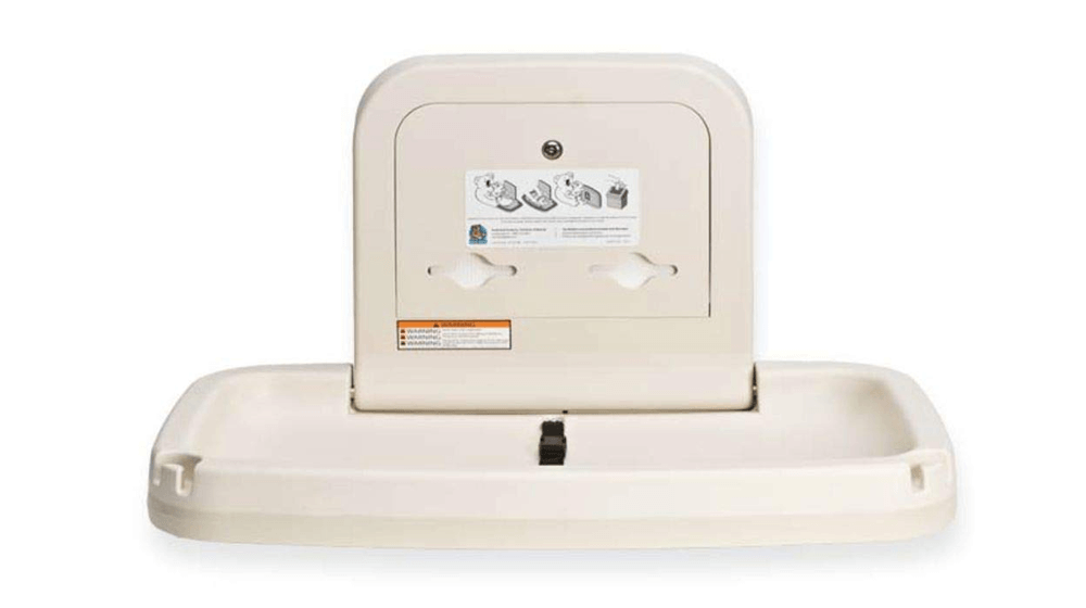 Koala Kare KB20000 Horizontal Baby Changing Station