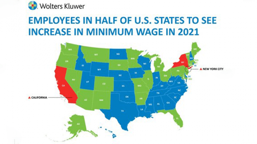 Minimum Wages Increase