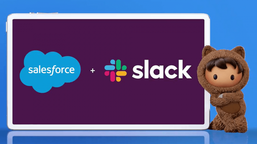 Salesforce Acquires Slack