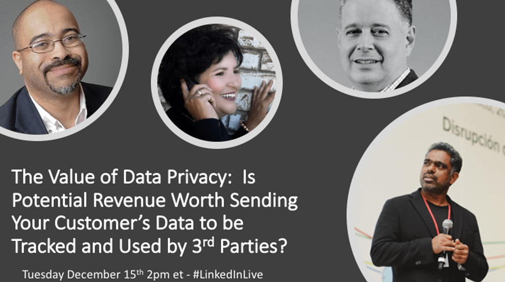 Small Business Data Privacy in Focus at Upcoming Webinar