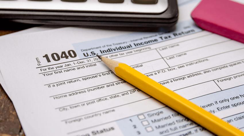 2021 Tax Filing