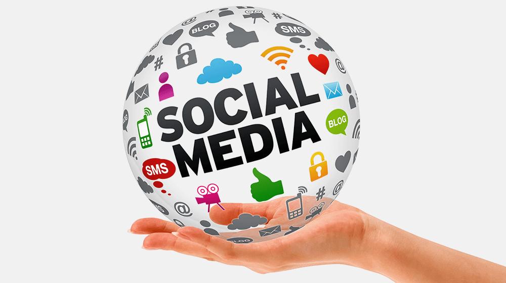 Active Social Media Presence